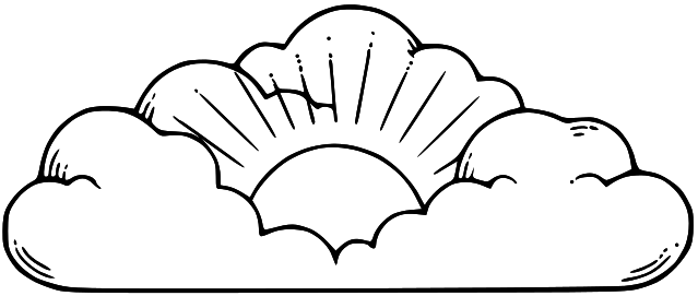Sun clipart black and white free clip art stock jpg