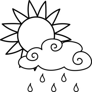 Cloud black and white cloud sun clipart clipartfox jpeg