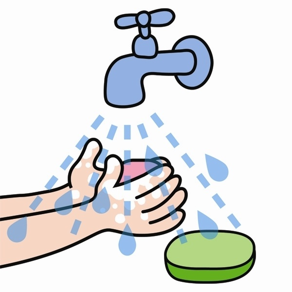 Free washing hands cliparts download clip art jpg 2